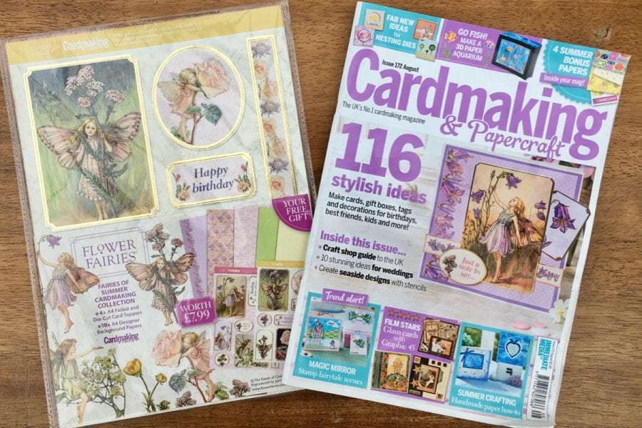 Card making and Papercraft Magazine