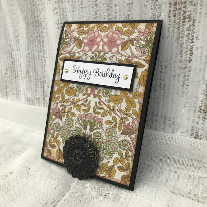 Waterfall Card front