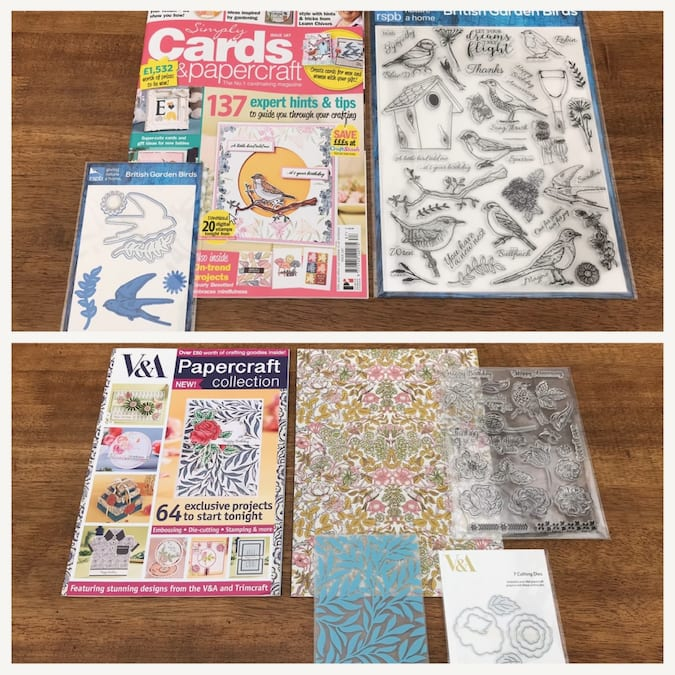 Cards and Papercraft Magazine