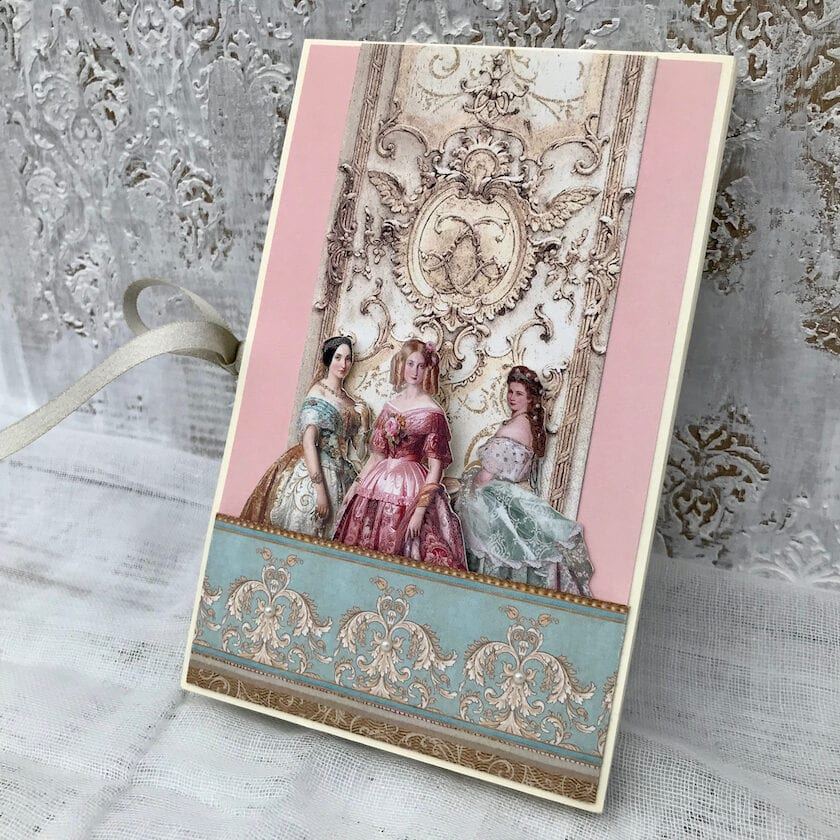 doll's house pop-up book